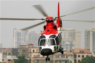 Re:海上油井通勤直升机
