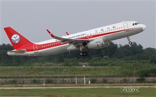 Re:[合肥飞友会·霸都打机队]空中之客发布 新机场A5拍机位草都长一人高了 拍拍拉起