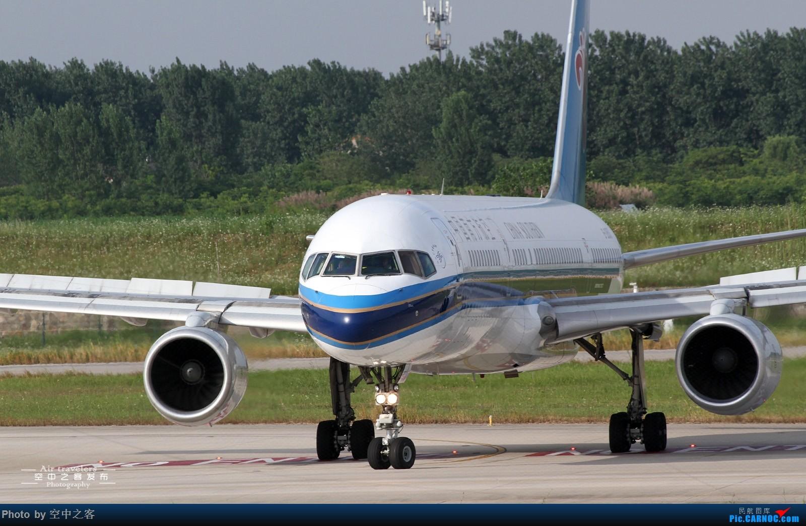 Re:[原创][合肥飞友会·霸都打机队]空中之客发布 续发欢乐谷滑出 远远的多彩贵州190... BOEING 757-200 B-2853 合肥新桥国际机场