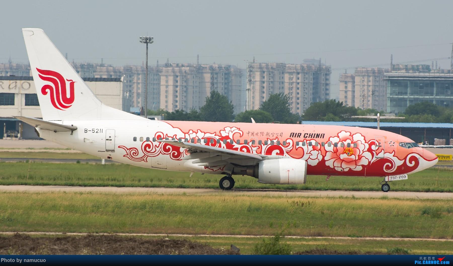 Re:[原创]【TSN】开发新机位 BOEING 737-700 B-5211
