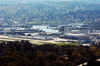 [BFI] 西雅图第二拍之Boeing Field