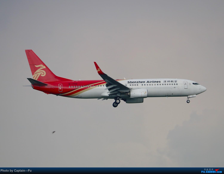 Re:[原创]雷雨之前 BOEING 737-800 B-1755 中国广州白云国际机场