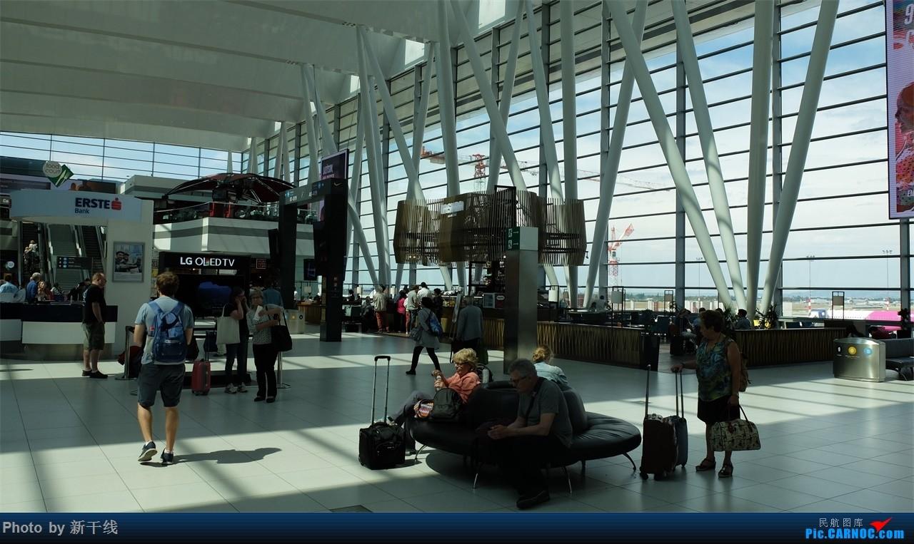 Re:[原创]2017克罗地亚之夏 CKG-HEL-PRG-DBV-BUD-HEL-CKG    匈牙利布达佩斯李斯特·费伦茨国际机场