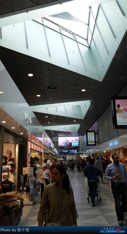 Re:[原创]2017克罗地亚之夏 CKG-HEL-PRG-DBV-BUD-HEL-CKG    芬兰赫尔辛基-万塔机场