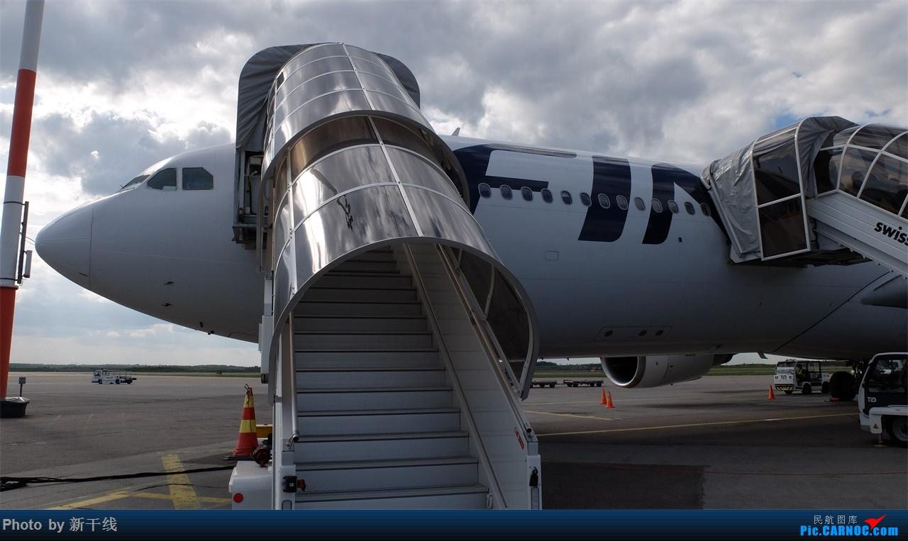 Re:[原创]2017克罗地亚之夏 CKG-HEL-PRG-DBV-BUD-HEL-CKG AIRBUS A330-300 OH-LTP 赫尔辛基万塔国际机场