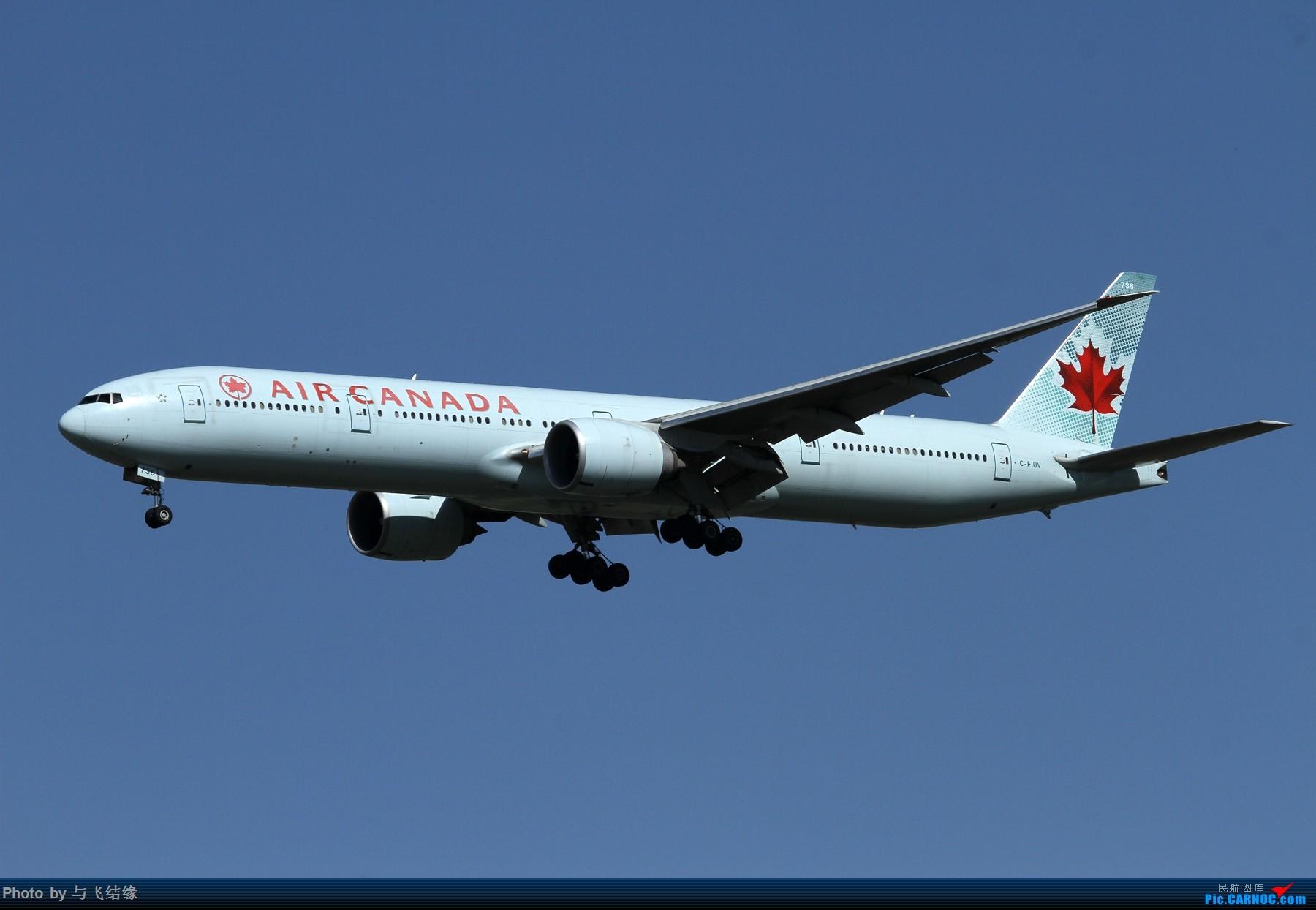 Re:[原创]荷航,以色列航,加航! BOEING 777-300ER C-FIUV 中国北京首都国际机场