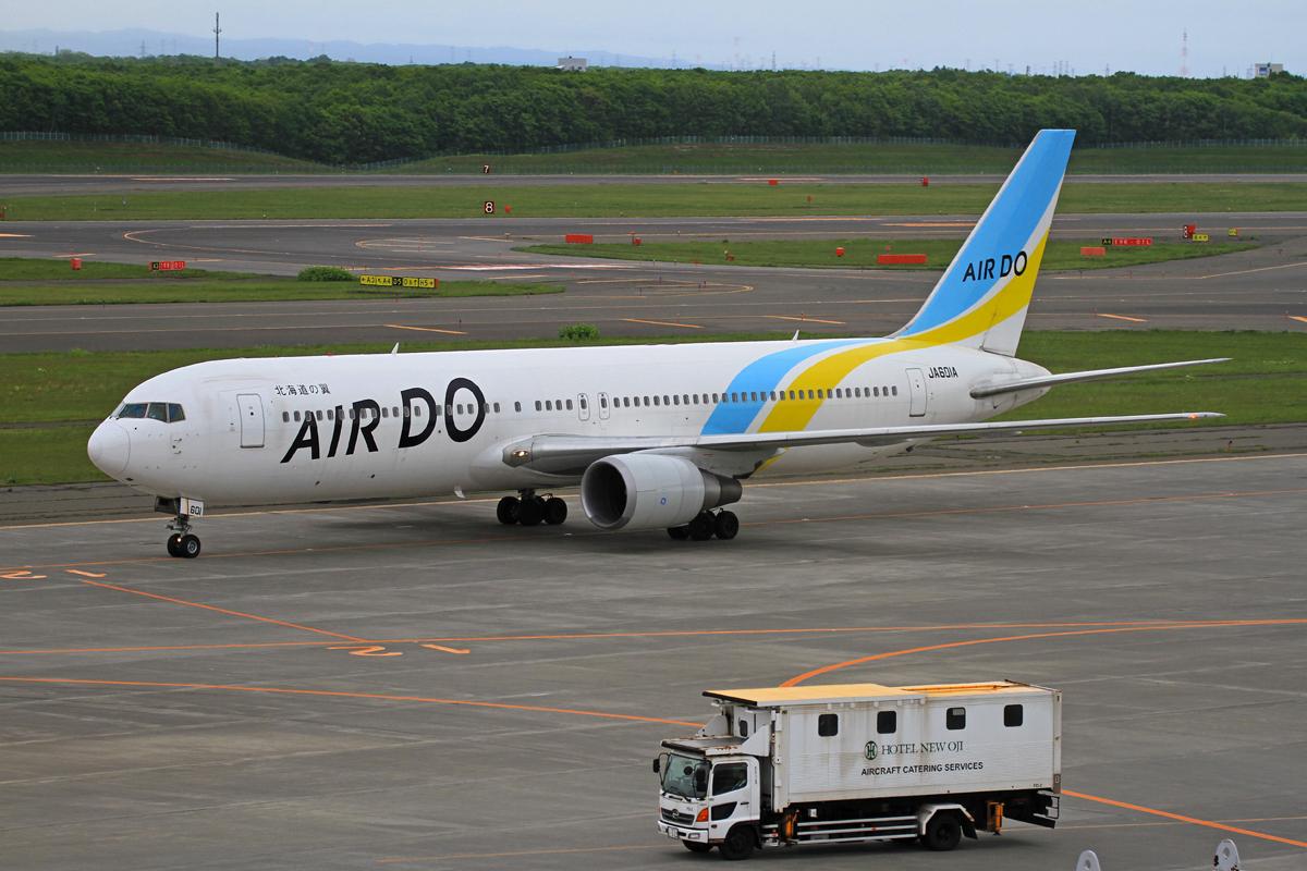 日本北海道国际航空公司