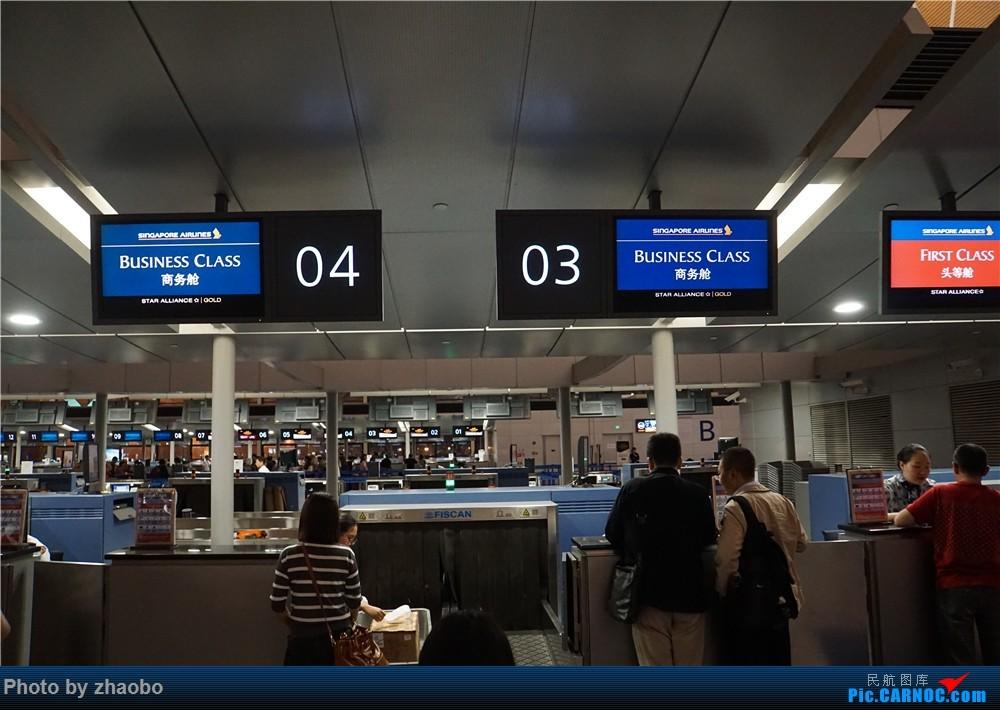 [原创]新航商务丝般享受 从上海到巴厘岛登巴萨、新加坡 BOEING 777-300