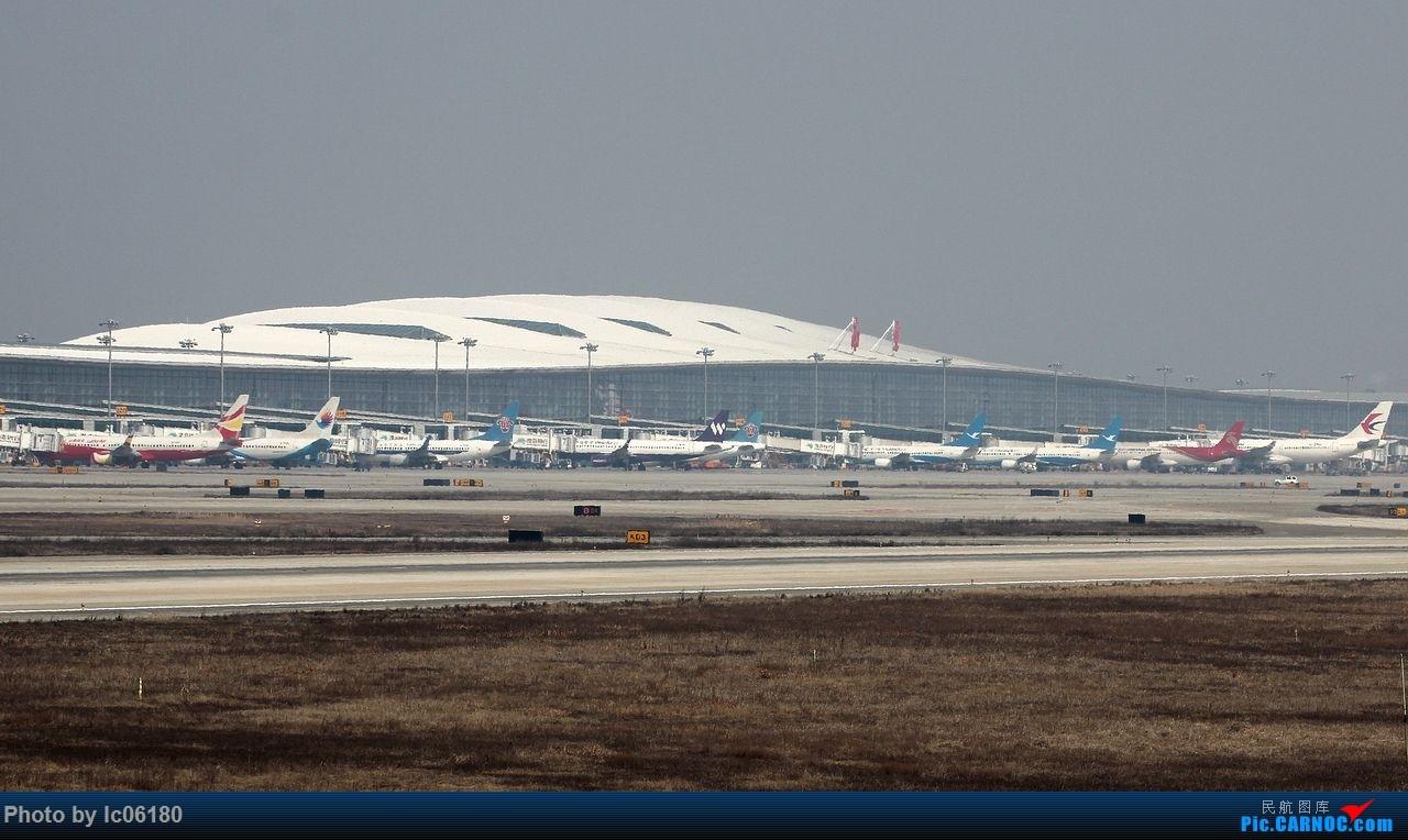 [原创]『lc06180』初探NKG    中国南京禄口国际机场