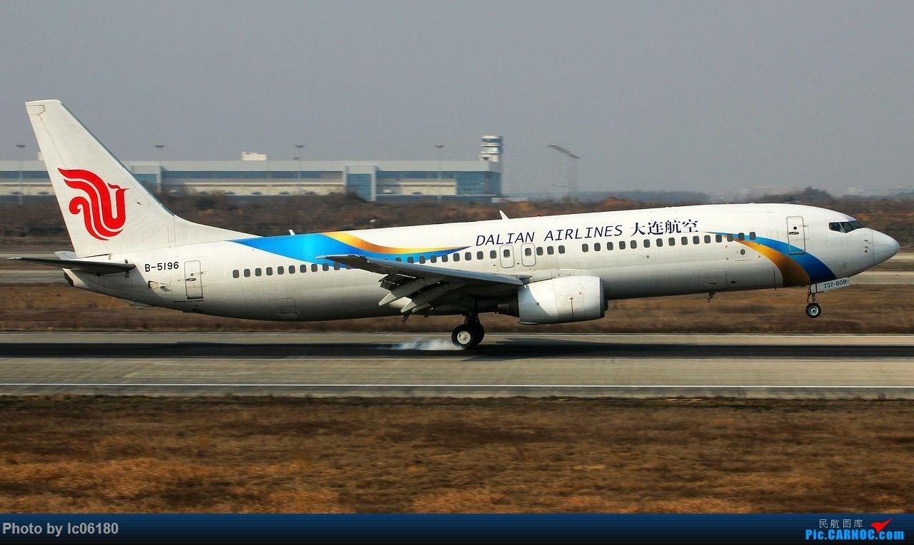 Re:[原创]『lc06180』初探NKG BOEING 737-800 B-5196 中国南京禄口国际机场