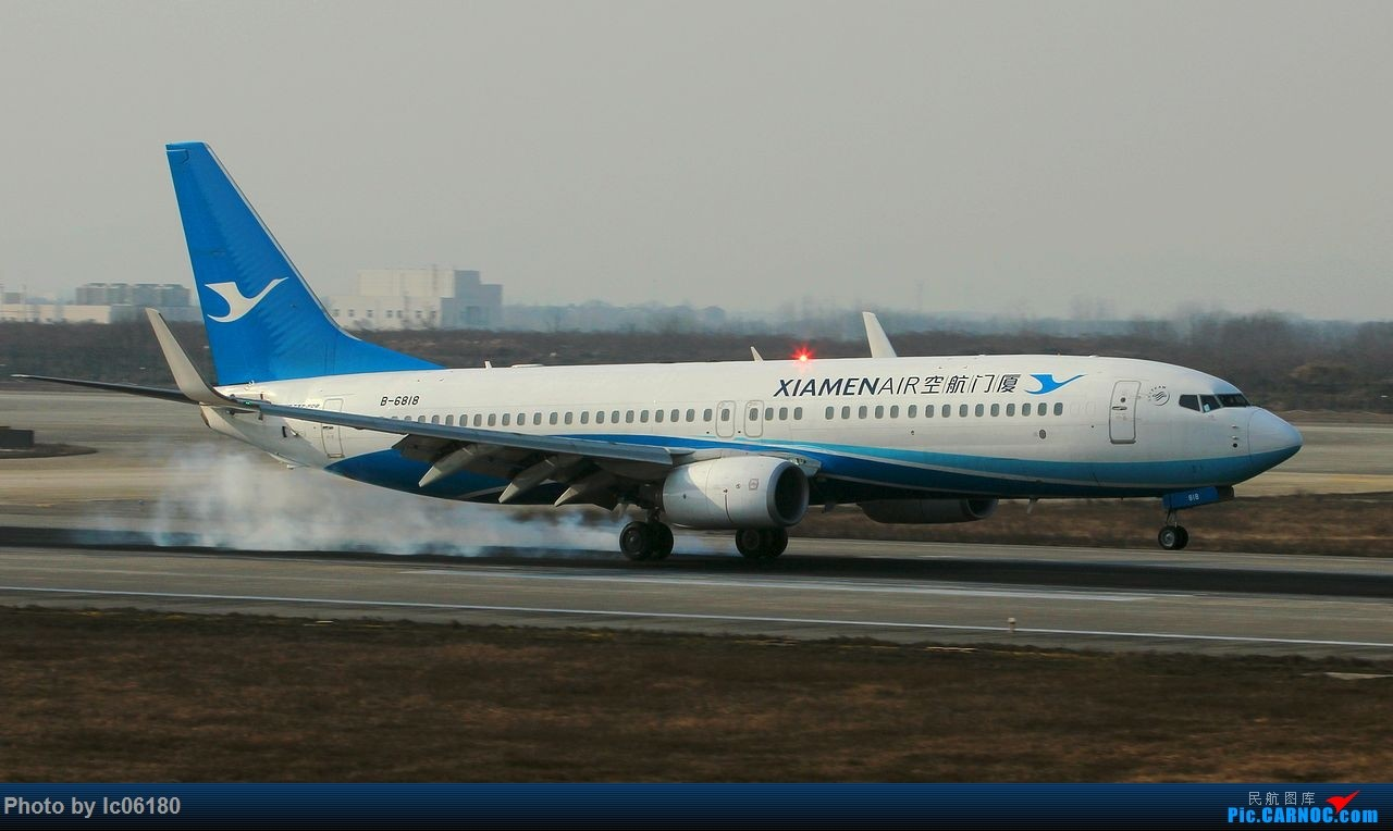 Re:[原创]『lc06180』初探NKG BOEING 737-800 B-6818 中国南京禄口国际机场