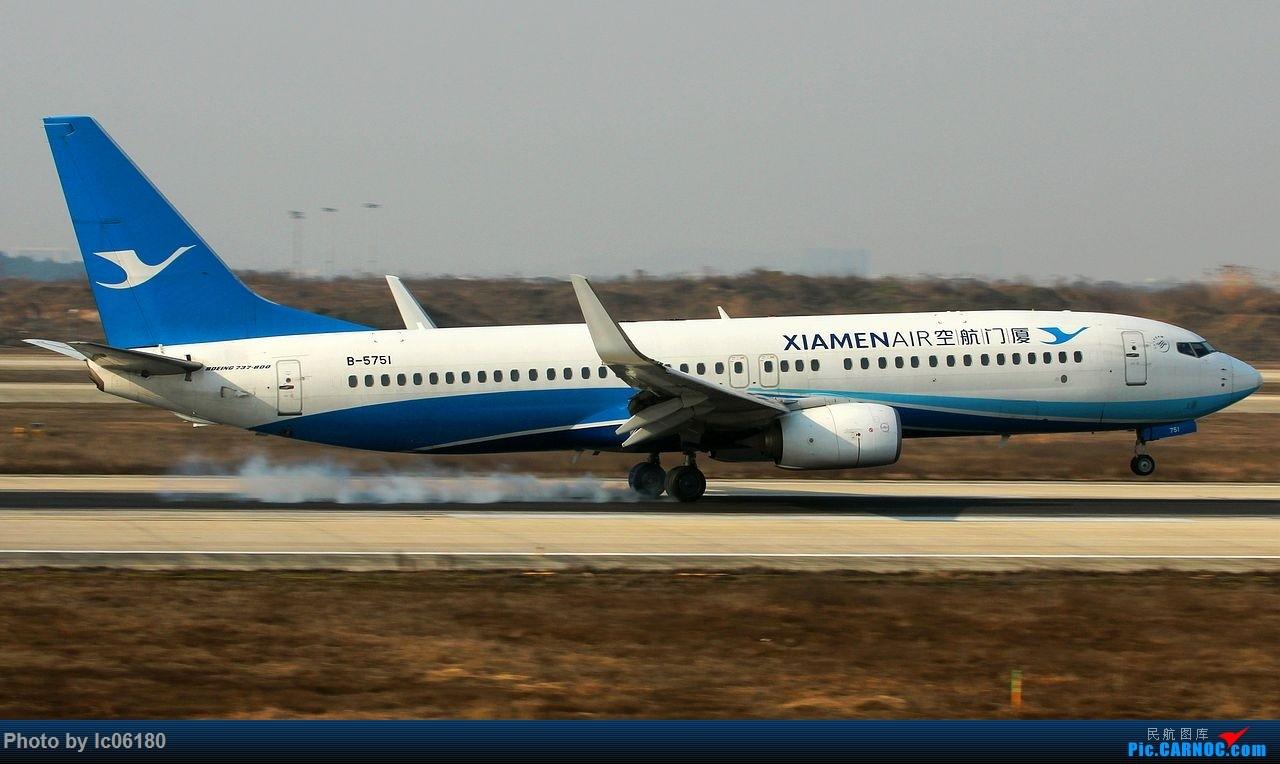 Re:[原创]『lc06180』初探NKG BOEING 737-800 B-5751 中国南京禄口国际机场