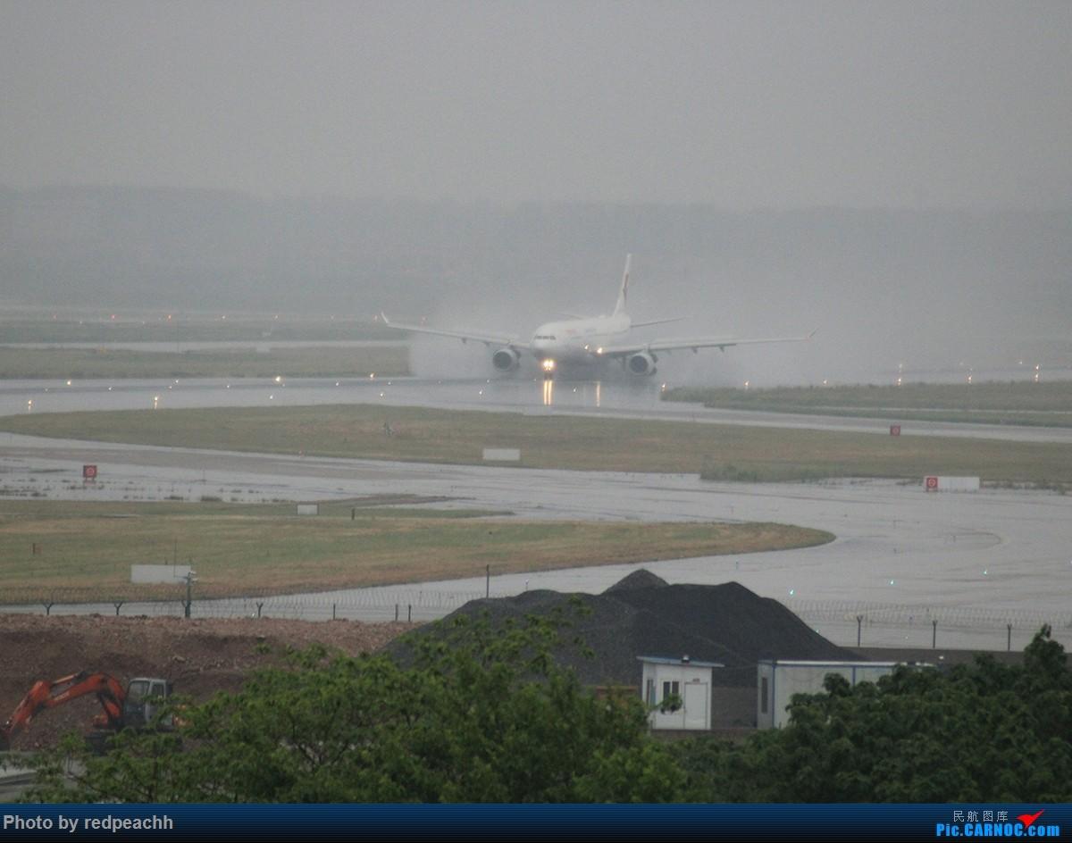 Re:[原创]1000多公里辗转上海虹桥、浦东拍几张解决个有无(凡事总需要有个开始的由头)    中国上海虹桥国际机场