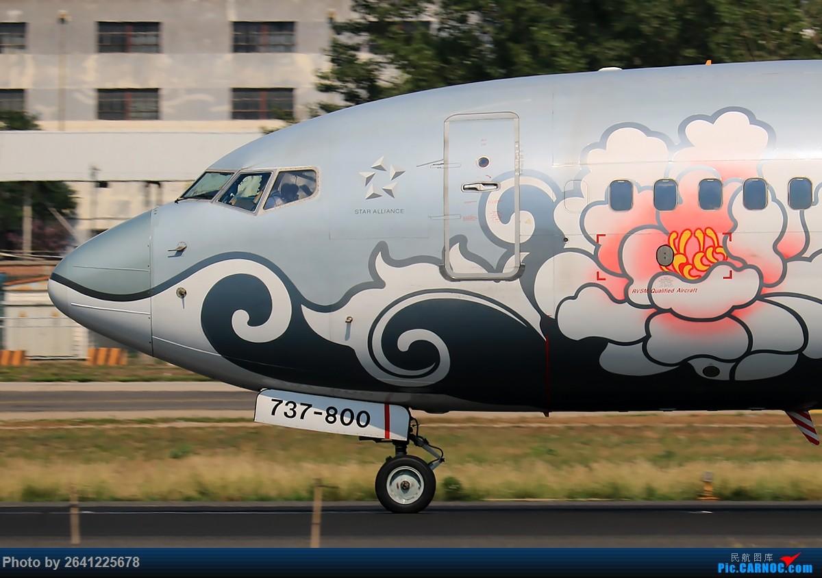 Re:[原创][PEK]杨二营+铁匠营一组(包含大头)正在更新中 BOEING 737-800 B-5176 中国北京首都国际机场