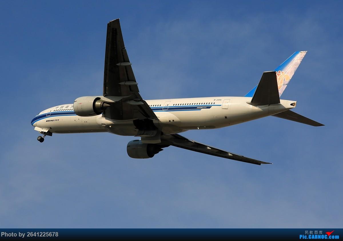 Re:[原创][PEK]杨二营+铁匠营一组(包含大头)正在更新中 BOEING 777-200 B-2051 中国北京首都国际机场