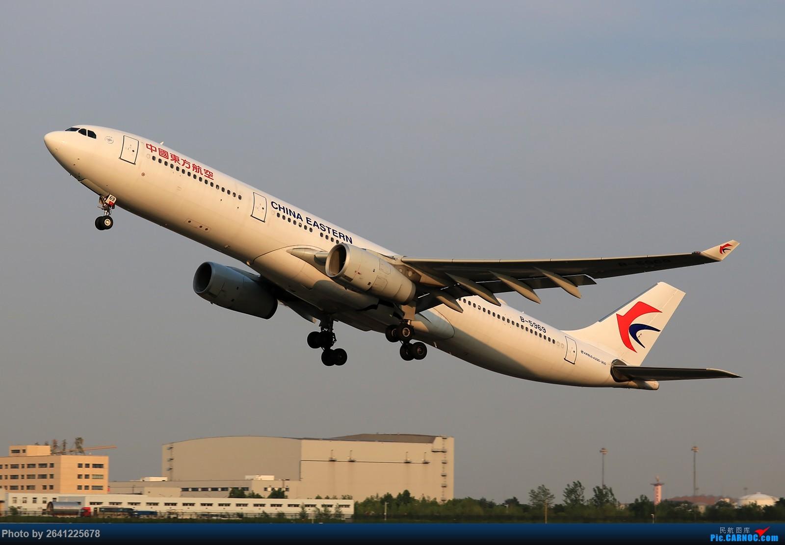 Re:[原创][PEK]杨二营+铁匠营一组(包含大头)正在更新中 AIRBUS A330-300 B-5969 中国北京首都国际机场