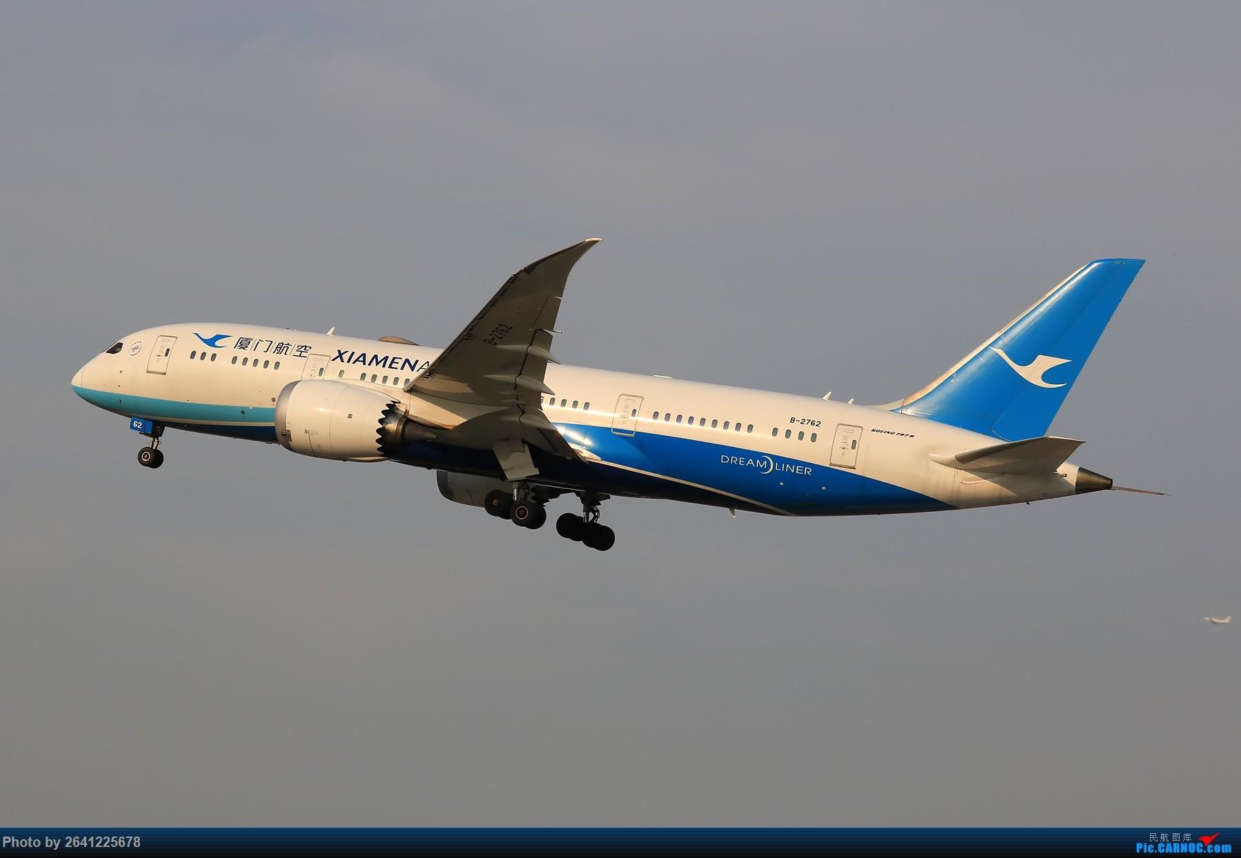 Re:[原创][PEK]杨二营+铁匠营一组(包含大头)正在更新中 BOEING 787-8 B-2762 中国北京首都国际机场