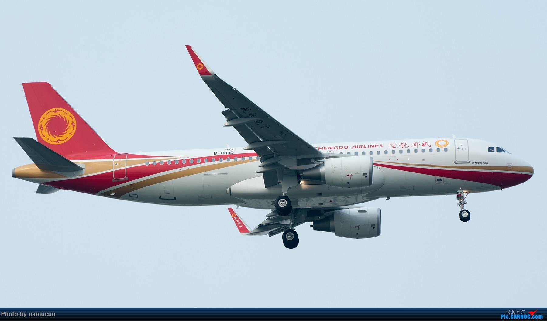 [原创]【TSN】B-000D试飞,快降落时又突然加速拉起 AIRBUS A320-200 B-8879