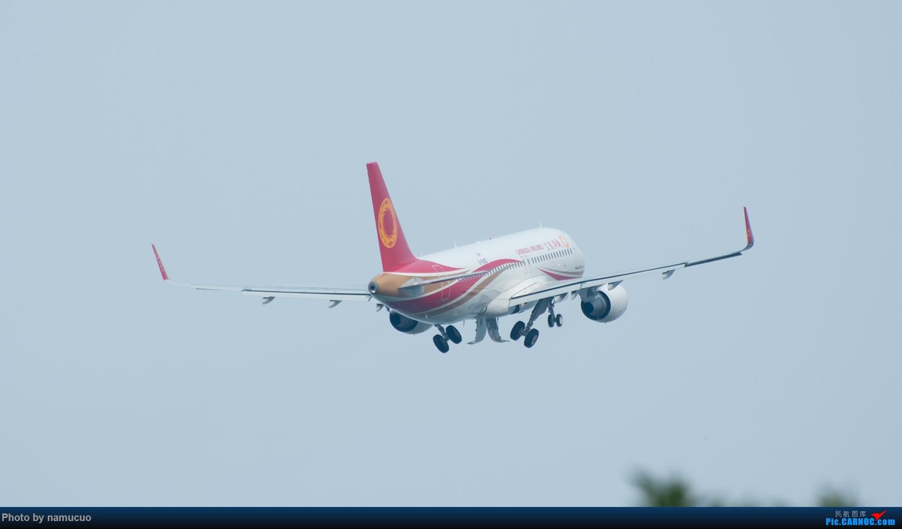 Re:[原创]【TSN】B-000D试飞,快降落时又突然加速拉起 AIRBUS A320-200 B-8879