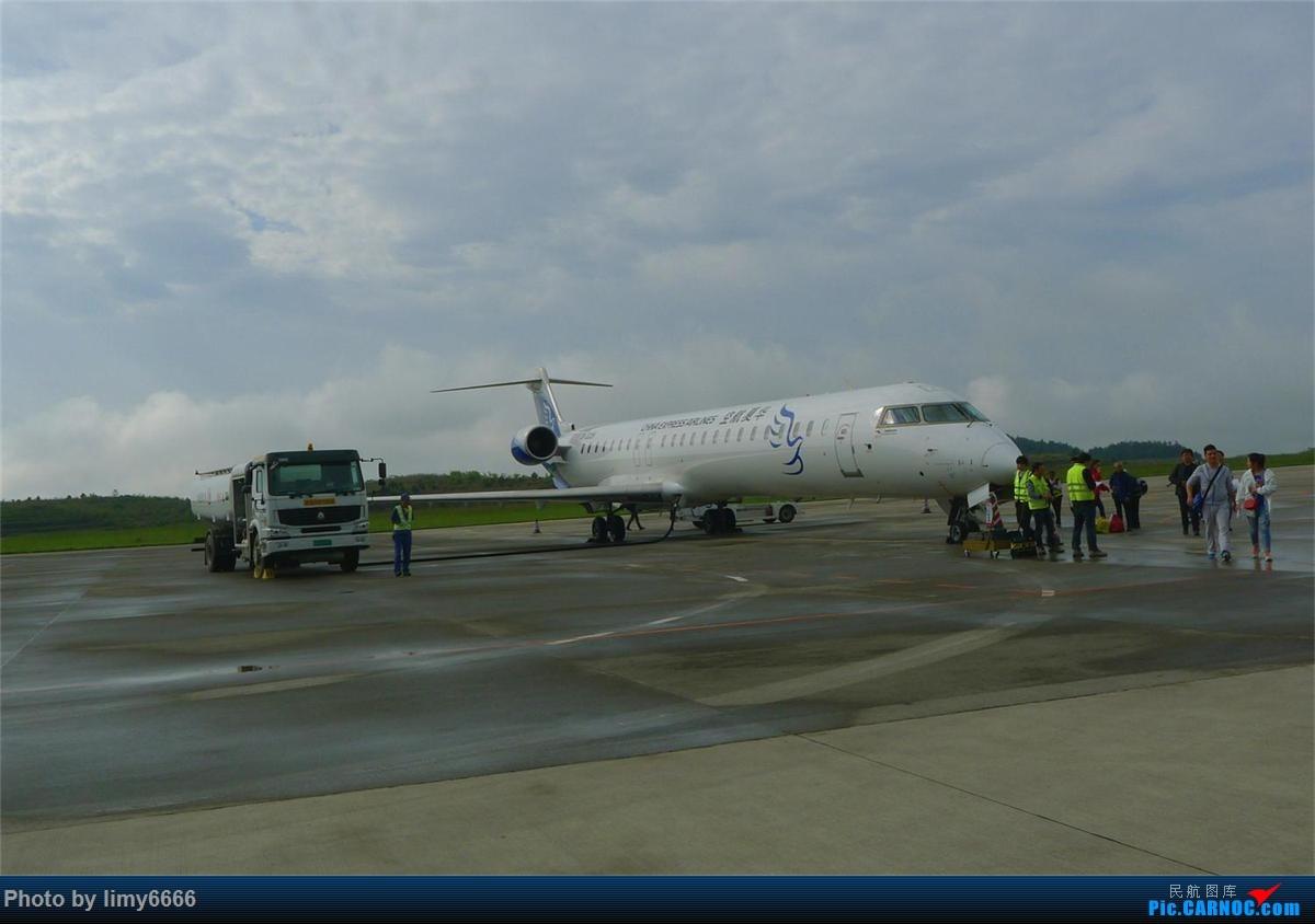 Re:[原创]平生首次旅游。凤凰古城两天一夜游 BOMBARDIER CRJ900NG B-3229 中国铜仁凤凰机场