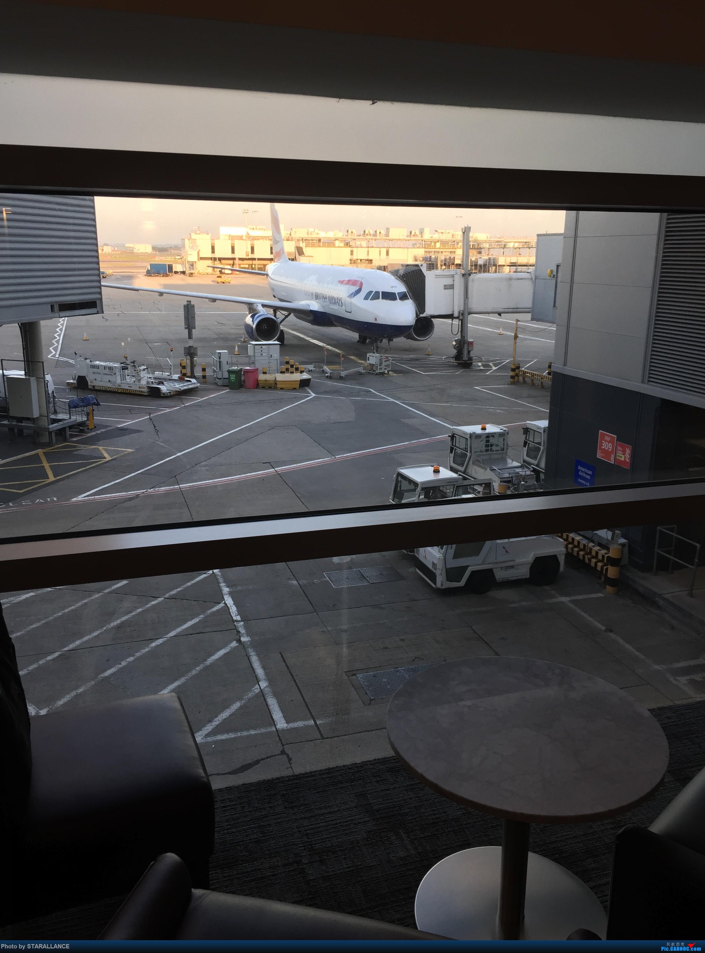 Re:[原创]A320 伦敦飞往赫尔辛基 附驾驶舱图    英国伦敦希思罗机场
