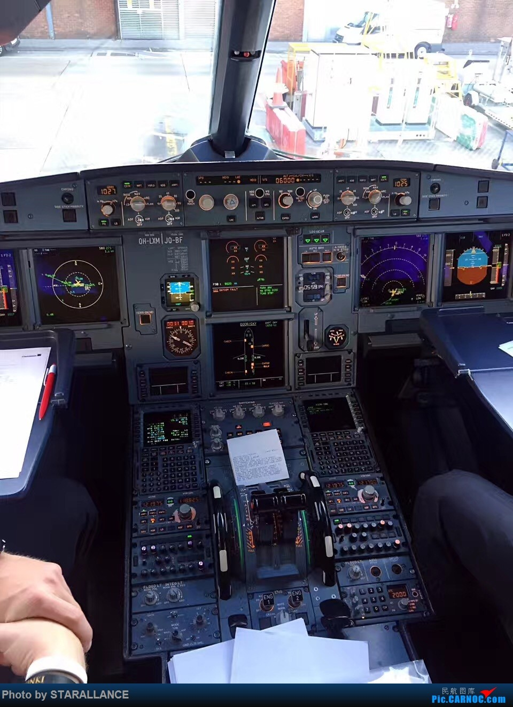 Re:[原创]A320 伦敦飞往赫尔辛基 附驾驶舱图 AIRBUS A320 OH-LXM