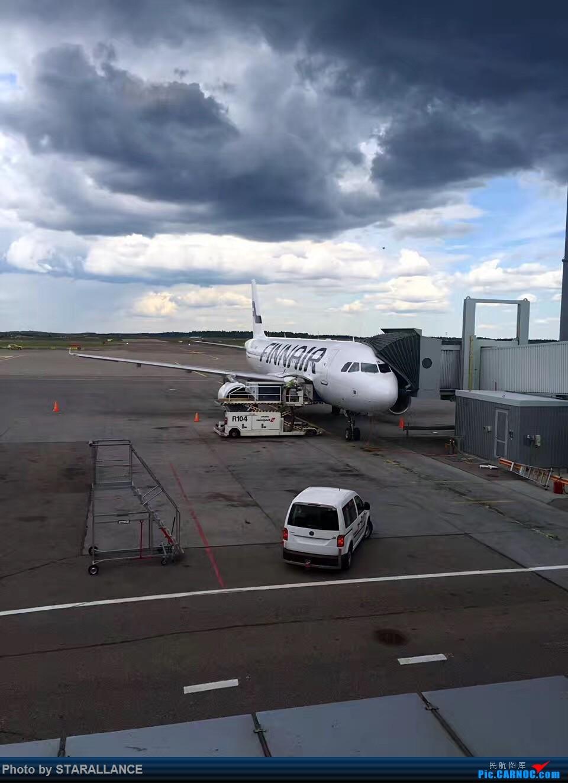 Re:[原创]A320 伦敦飞往赫尔辛基 附驾驶舱图 AIRBUS A320 OH-LXM 芬兰赫尔辛基-万塔机场