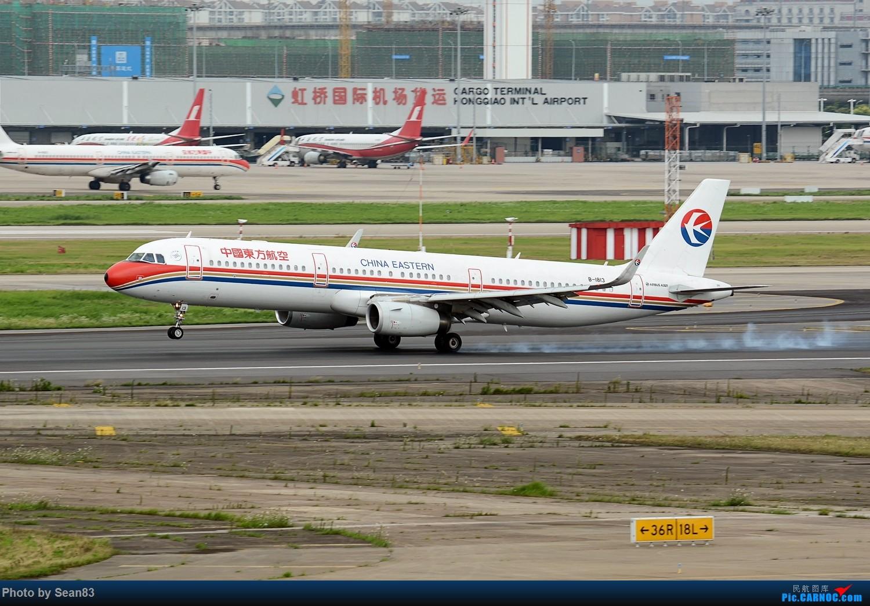 Re:[原创](SHA1500*) 久违的虹桥 AIRBUS A321-200 B-1813 上海虹桥国际机场