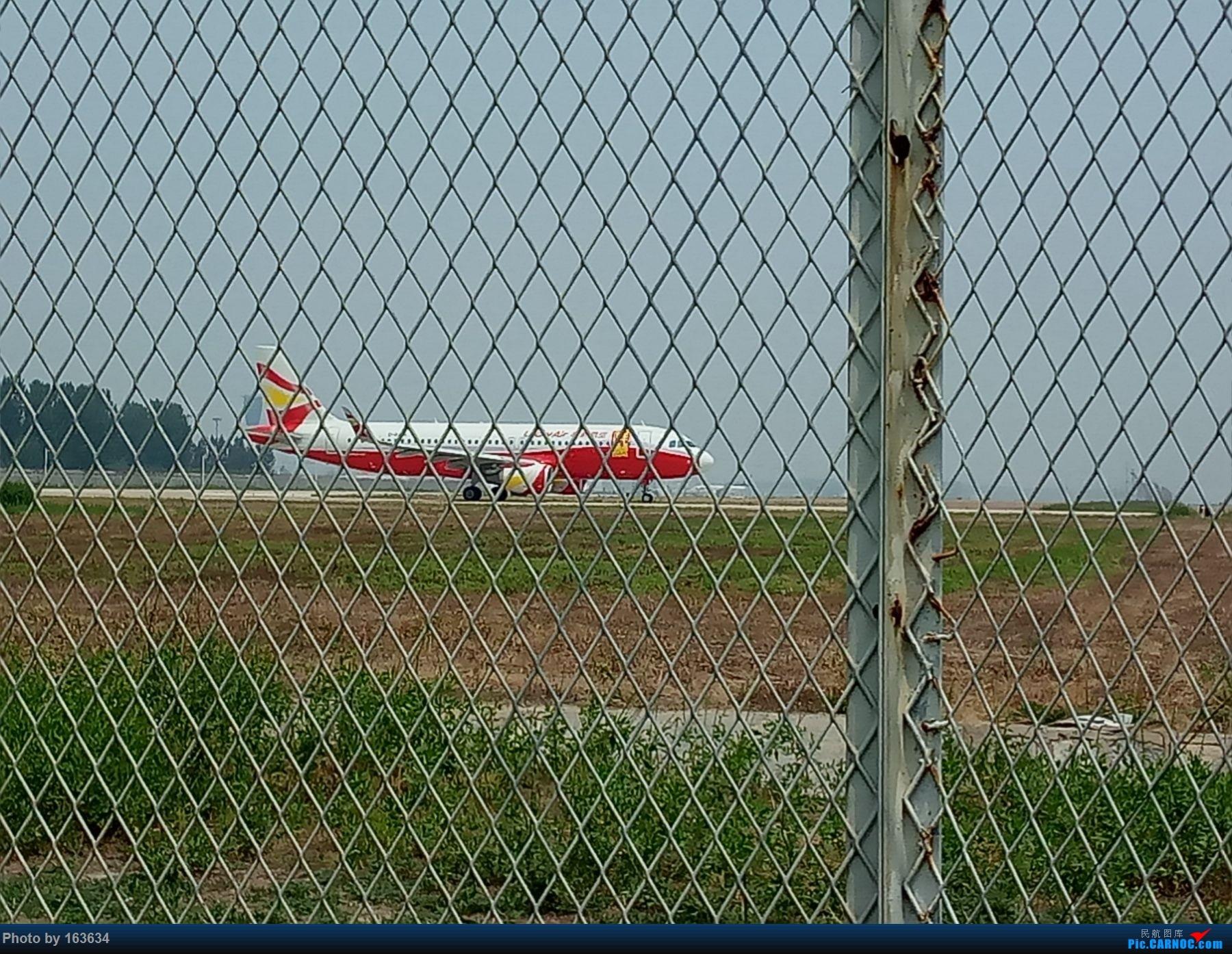 Re:[原创]第九次济南拍机。。。(对不起大家,上海的图还没来得及处理,大家先看看济南的吧) AIRBUS A320-200