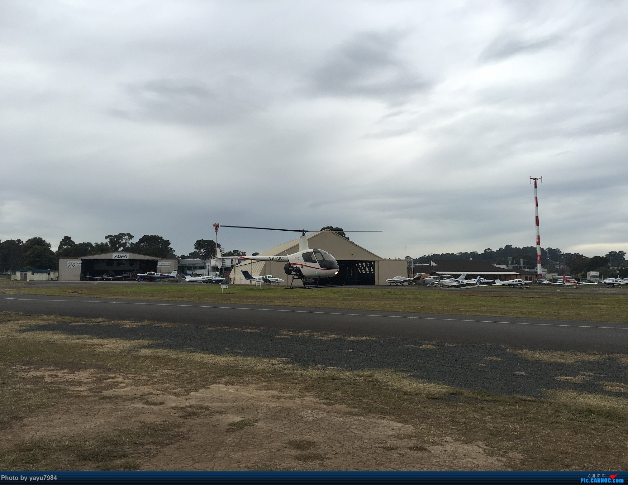 Re:[YSBK] 班克斯敦Piper PA-28飞行体验 (更新中)