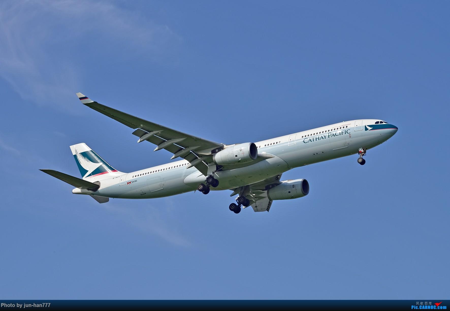 [原创]整理后的浦东拍机 AIRBUS A330