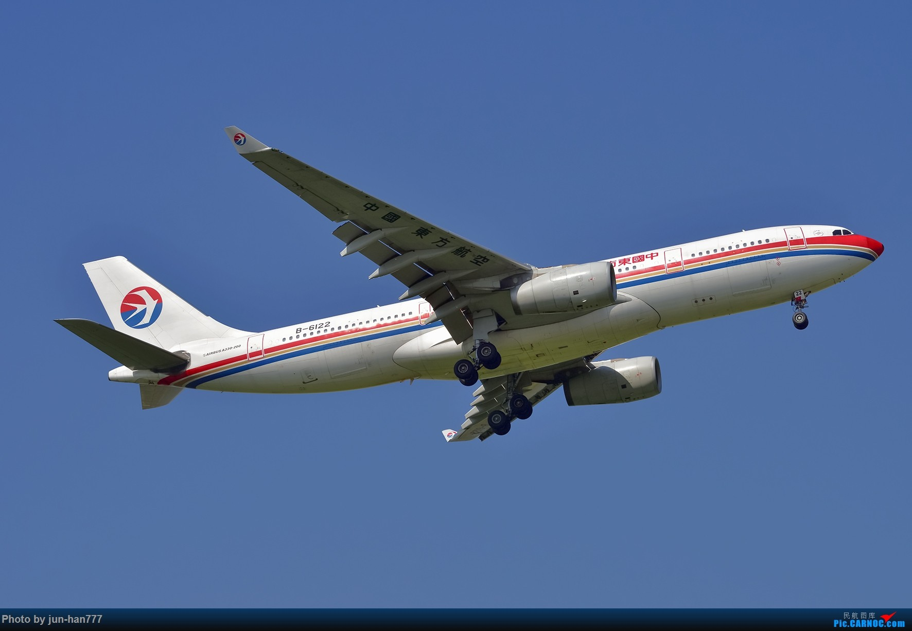 Re:[原创]整理后的浦东拍机 AIRBUS A330-200 B-6122