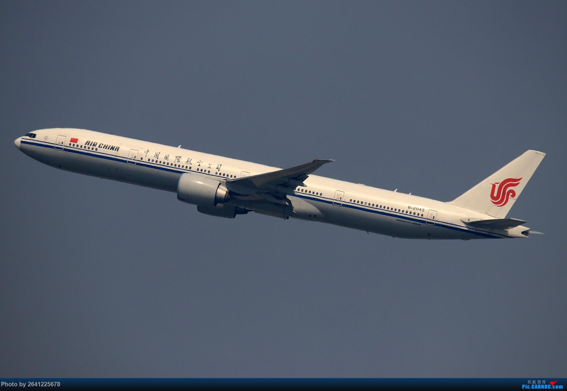Re:[原创]*****试新机+新镜***** 1920(烂天+地热+渣技术,望大佬多多包涵) BOEING 777-300ER B-2043 中国北京首都国际机场