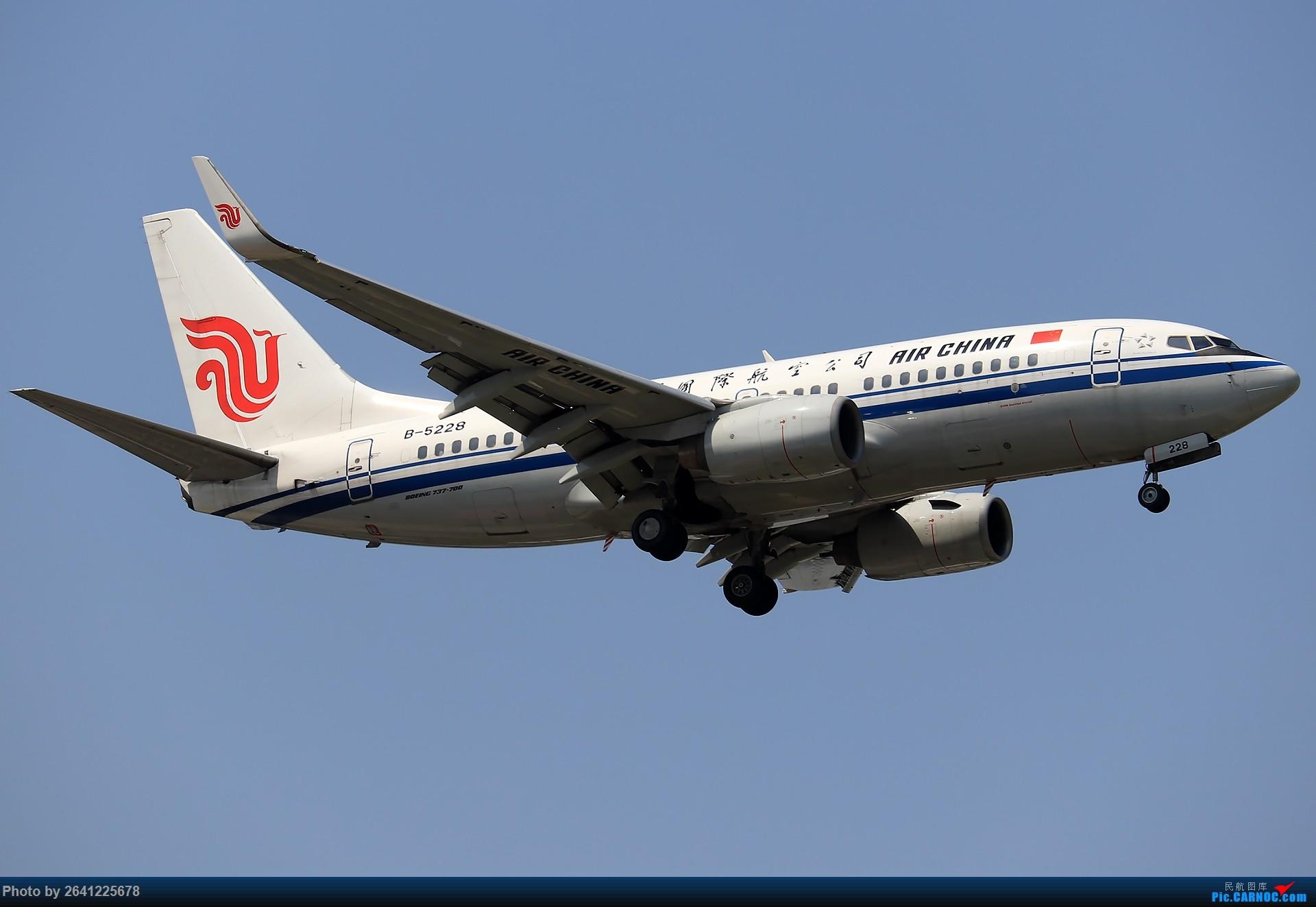 Re:[原创]*****试新机+新镜***** 1920(烂天+地热+渣技术,望大佬多多包涵) BOEING 737-700 B-5228 中国北京首都国际机场