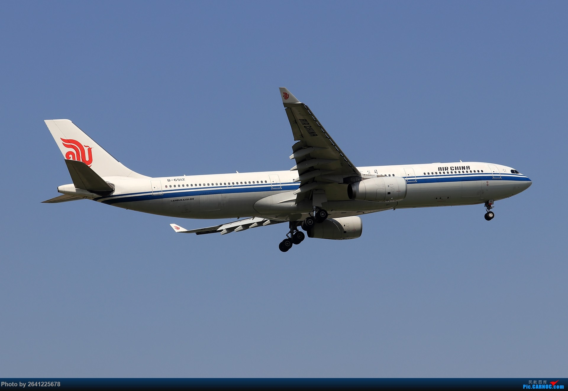 Re:[原创]*****试新机+新镜***** 1920(烂天+地热+渣技术,望大佬多多包涵) AIRBUS A330-300 B-6512 中国北京首都国际机场