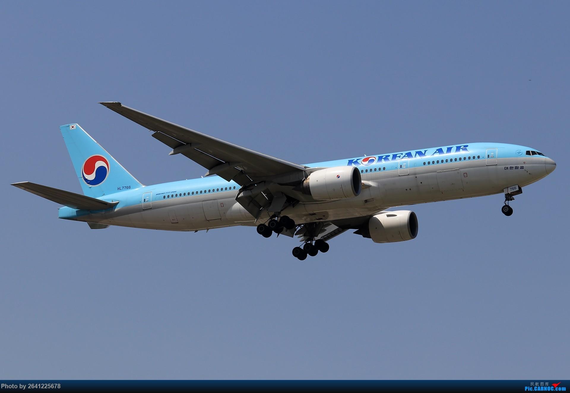 Re:[原创]*****试新机+新镜***** 1920(烂天+地热+渣技术,望大佬多多包涵) BOEING 777-200 HL7766 中国北京首都国际机场