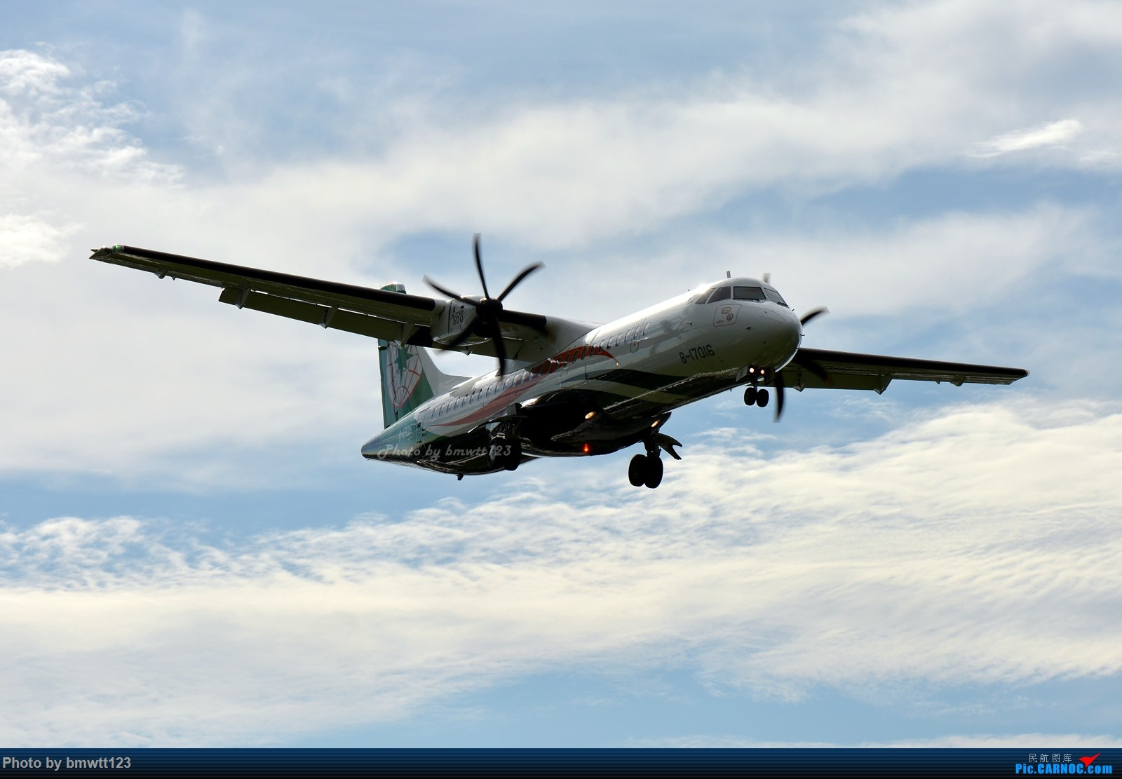 Re:[原创]【TSA松山】蔡阿姨家2日拍机作业之松山印象,附松山拍机位地图 ATR-72 B-17016 中国台北松山国际机场