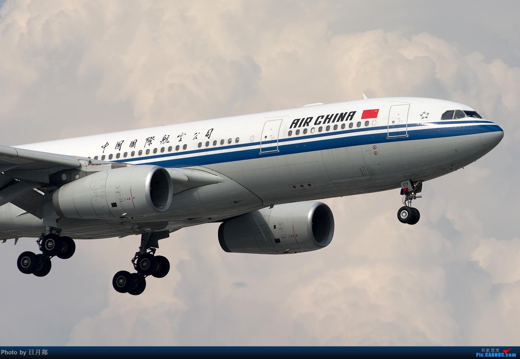 Re:[原创]【虹桥】赶在雷雨来临之前来两张 AIRBUS A330-200 B-6079 中国上海虹桥国际机场
