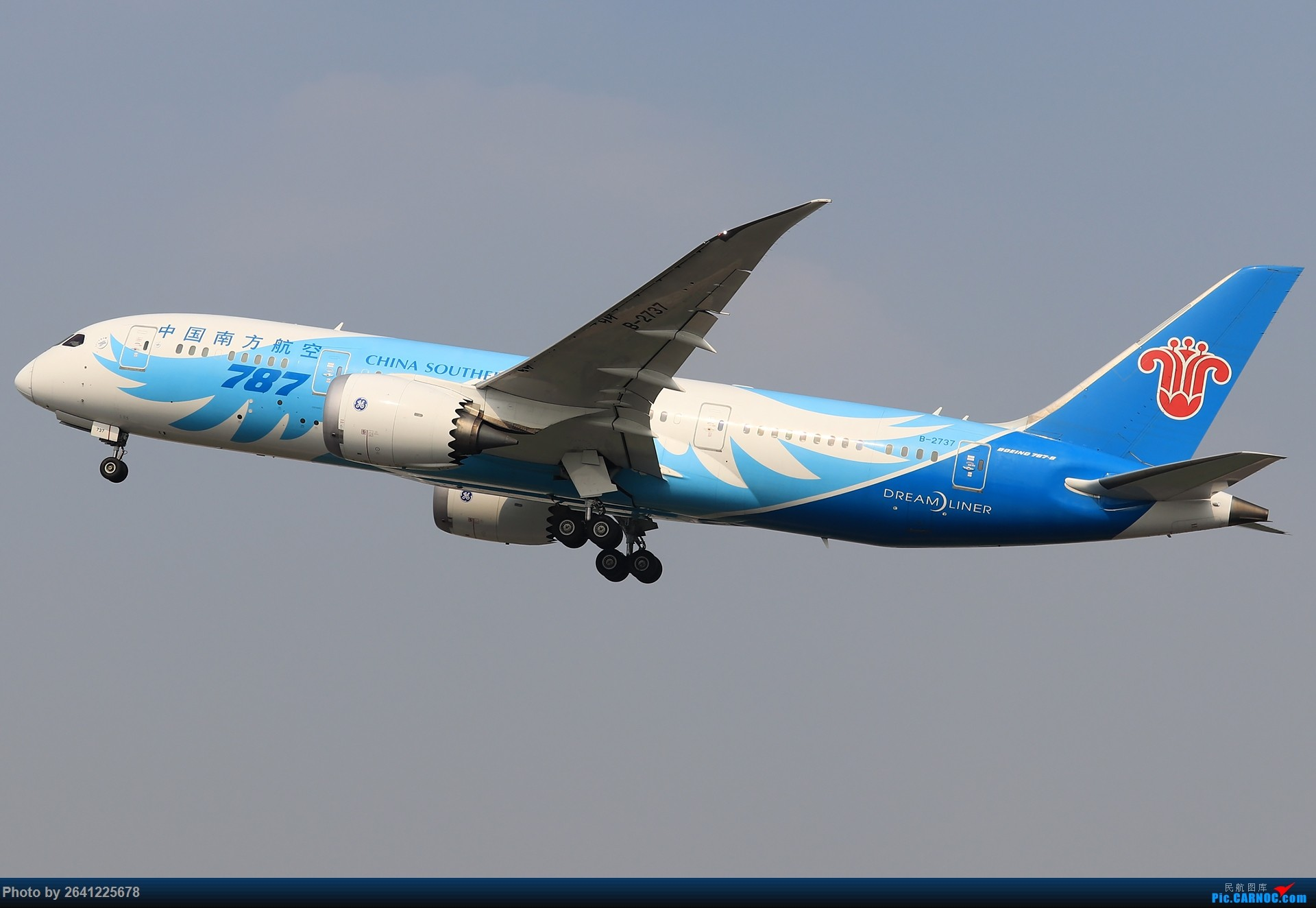 Re:【TAMRON 156 G2+77D 持续更新中】*****试新机+新镜*****(烂天+地热+渣技术,望大佬多多包涵) BOEING 787-8 B-2737 中国北京首都国际机场