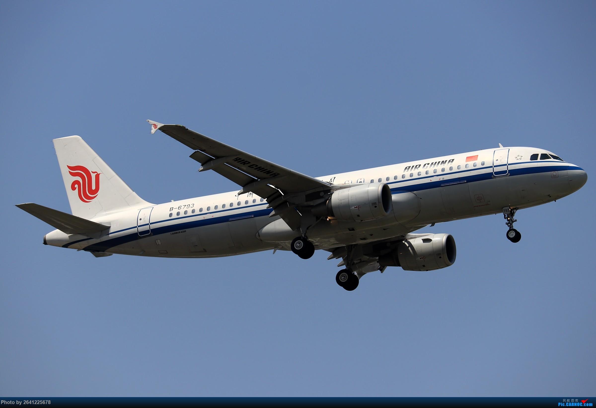 Re:[原创]【TAMRON 156 G2+77D 持续更新中】*****试新机+新镜*****(烂天+地热+渣技术,望大佬多多包涵) AIRBUS A320-200 B-6793 中国北京首都国际机场