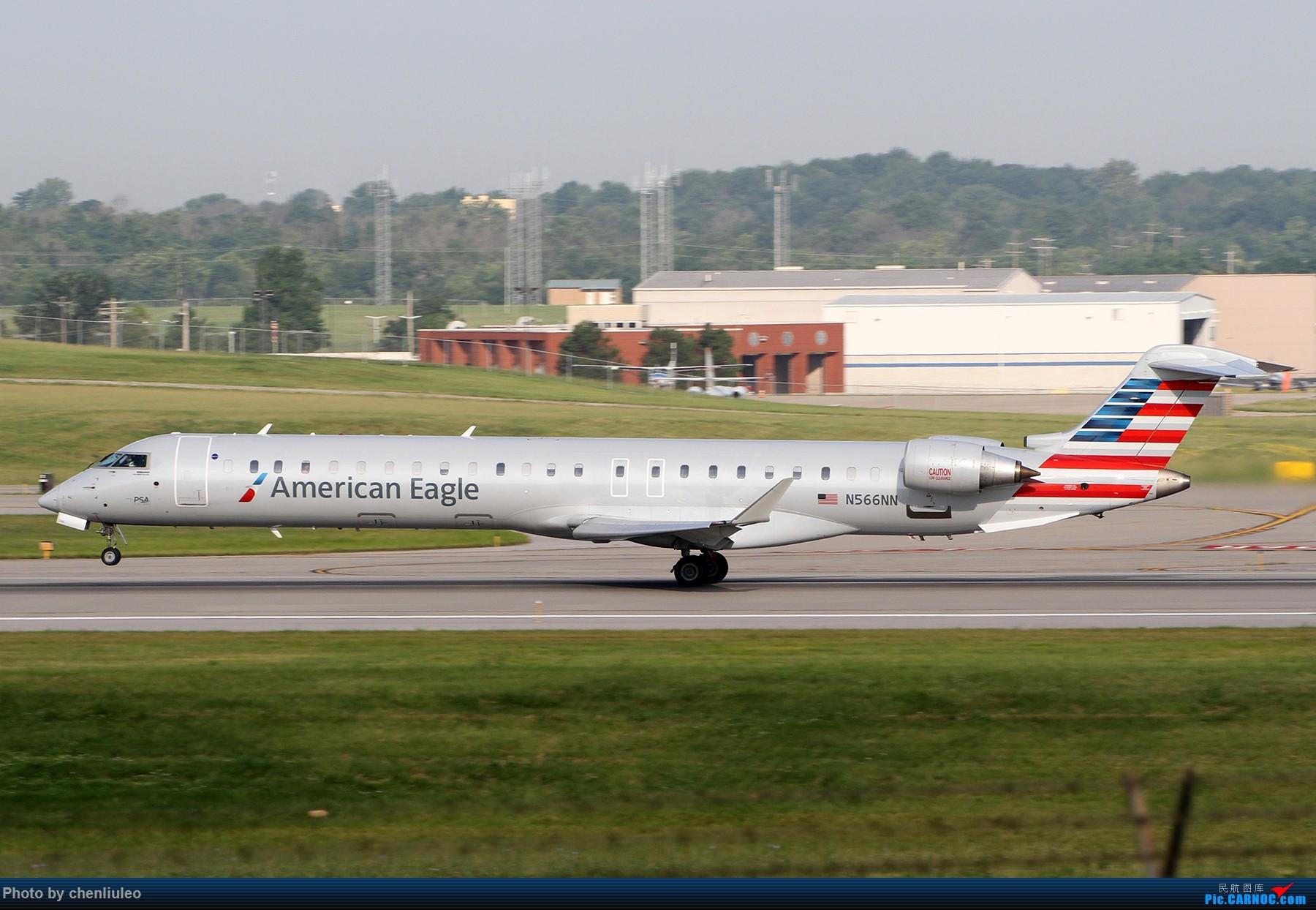 Re:[原创]【北美飞友会】辛辛那提北肯塔基国际机场 货机的天堂 BOMBARDIER CRJ-900 N566NN 美国辛辛那提-北肯塔基国际机场