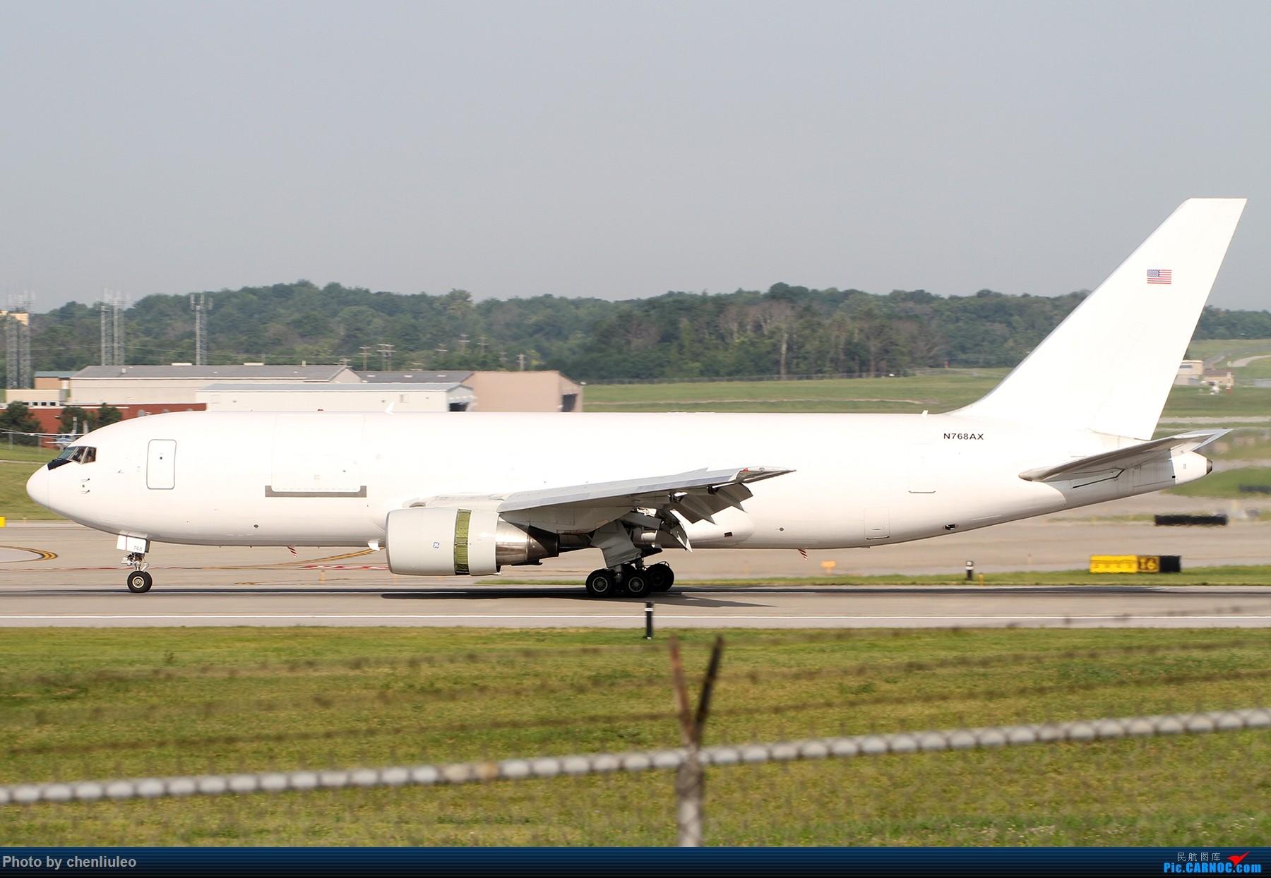 Re:[原创]【北美飞友会】辛辛那提北肯塔基国际机场 货机的天堂 BOEING 767-200 N768AX 美国辛辛那提-北肯塔基国际机场