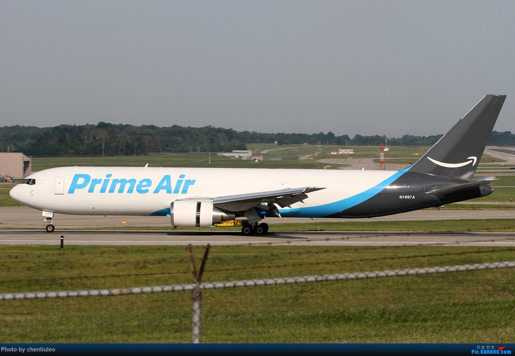 Re:[原创]【北美飞友会】辛辛那提北肯塔基国际机场 货机的天堂 BOEING 767-300ER N1997A 美国辛辛那提-北肯塔基国际机场