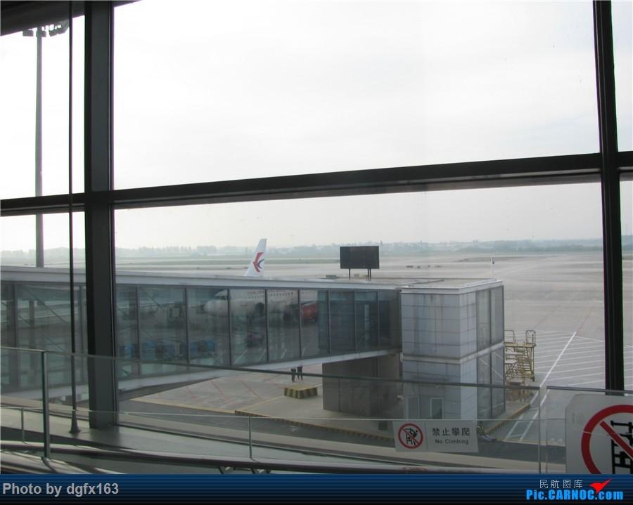 Re:[原创]【dgfx163的游记(14)】中国东方航空 A320-200 南京NKG-大连DLC 乘坐老旧的320回大连,五一很开心 AIRBUS A320-200 B-6768 中国南京禄口国际机场