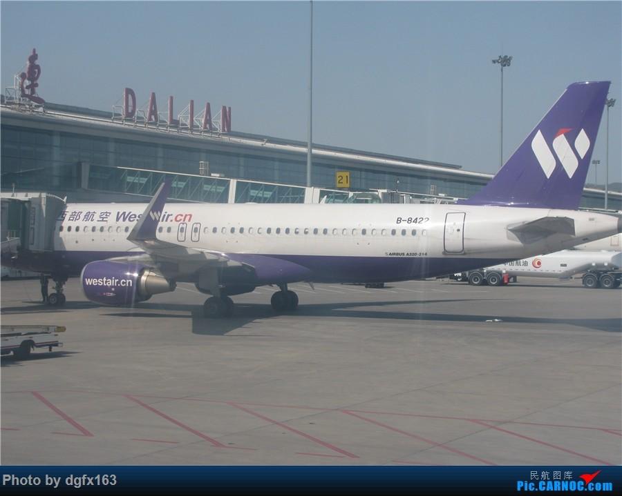 Re:[原创]【dgfx163的游记(14)】中国东方航空 A320-200 南京NKG-大连DLC 乘坐老旧的320回大连,五一很开心 AIRBUS A320-200 B-8422 中国大连国际机场