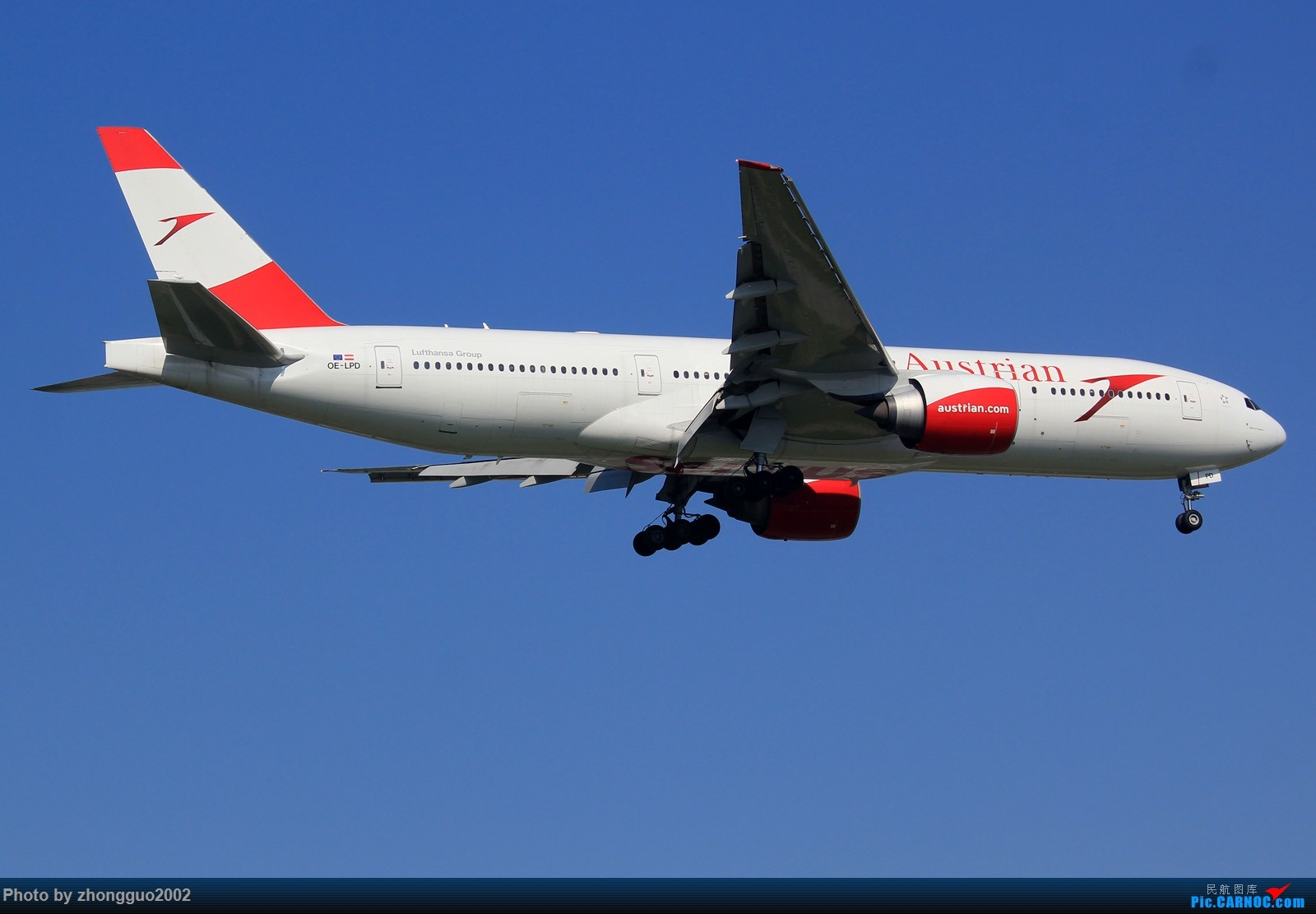 Re:[原创]阿提哈德--789 BOEING 777-200  中国北京首都国际机场