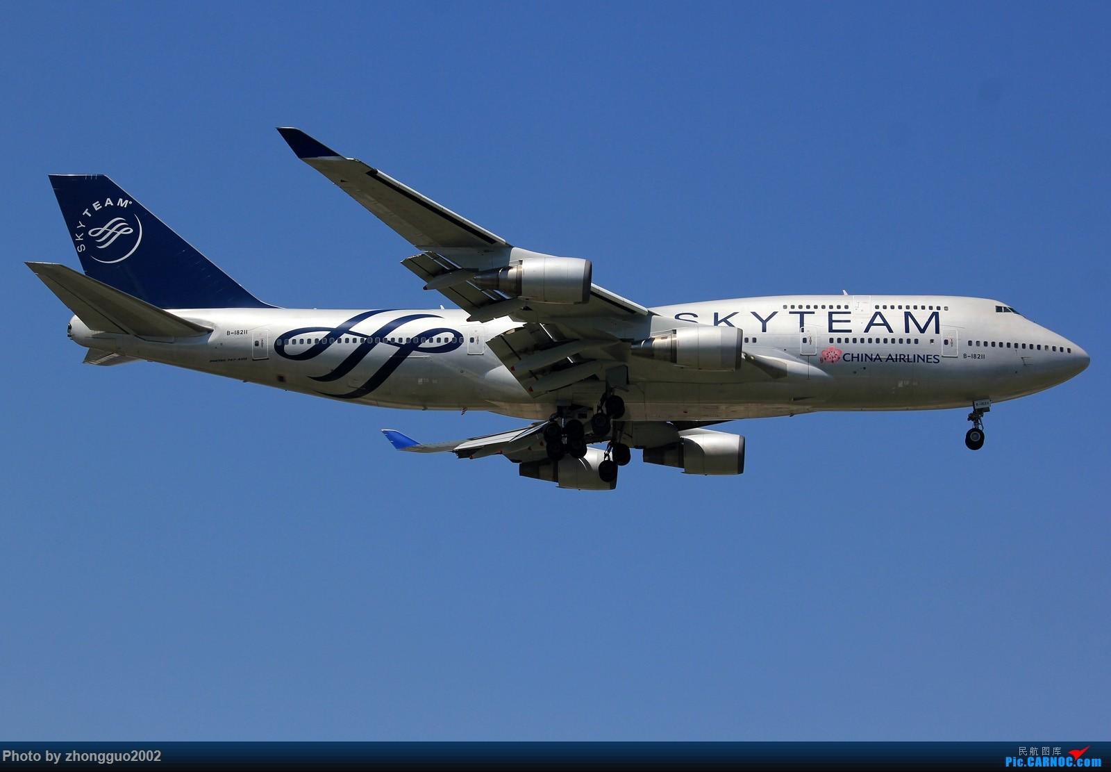 Re:[原创]阿提哈德--789 BOEING 747-400 B-18211 中国北京首都国际机场