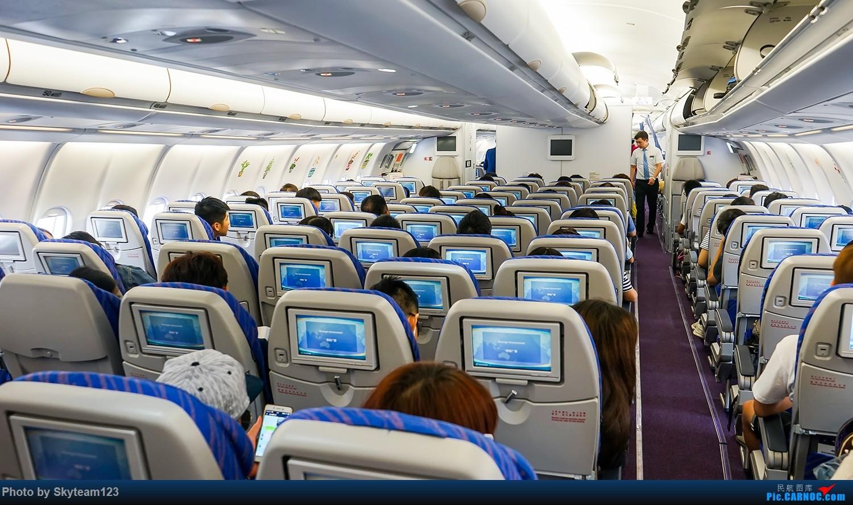 Re:[原创]《Simon游记》第五季第八集 CZ332 CSX-CAN A330-200 菜航二线城市洲际线国内段初体验,感受PW332伪明珠经济舱的宽敞舒适,片尾湘菜彩蛋 AIRBUS A330-200 B-6528 中国长沙黄花国际机场