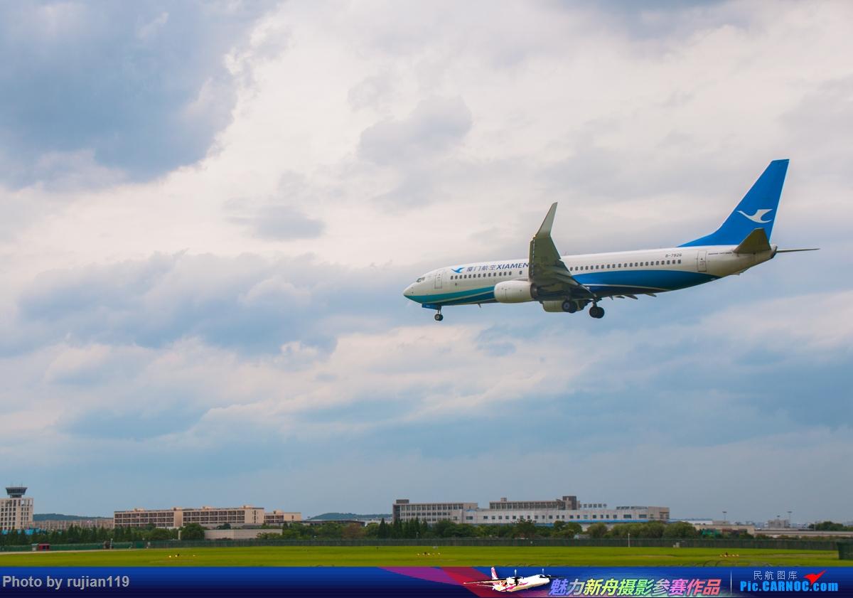 Re:[原创]HGH拍机 BOEING 737-800 B-7826 中国杭州萧山国际机场