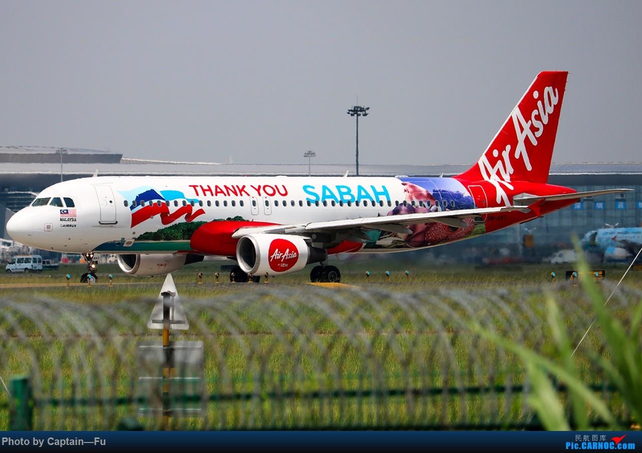 Re:[原创]广州蓝天 AIRBUS A320-200 9M-AHT 中国广州白云国际机场